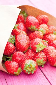 Free Strawberry Royalty Free Stock Image - 21292196