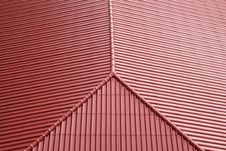 Free Red Roof Stock Photography - 21294332