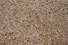 Free Sand Wash Floor Royalty Free Stock Images - 21294429