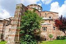 Free Chora Church In Istanbul Stock Photo - 21294940