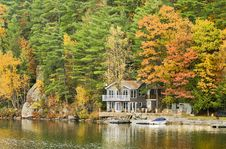 Free Autumn Getaway Stock Images - 21295064