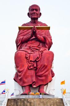 Free Somdej-Toh ,Phatumtani,Thailand Royalty Free Stock Photography - 21295607