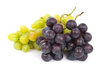 Free Bunch Of Grapes Royalty Free Stock Images - 21295749