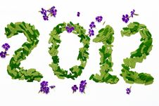 Free 2012 Year Stock Images - 21296064