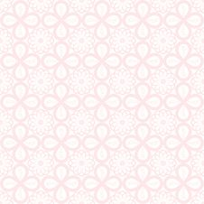 Free Seamless Floral Pattern Royalty Free Stock Photo - 21296205