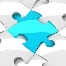 Free Jigsaw Puzzle Stock Image - 21296401