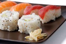 Free Sushi Stock Photography - 21297172