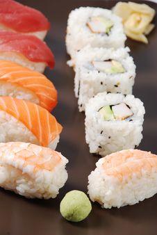 Free Sushi Royalty Free Stock Images - 21297249