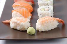 Free Sushi Royalty Free Stock Image - 21297266