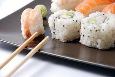 Free Sushi Royalty Free Stock Image - 21297426