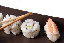 Free Sushi Stock Photography - 21297492