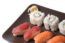 Free Sushi Stock Photo - 21297520