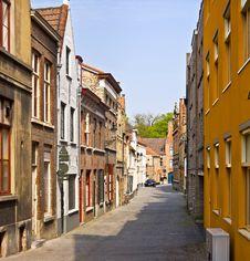 Free Bruges. Belgium. Stock Photo - 21297820
