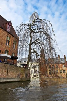 Free Bruges. Belgium Royalty Free Stock Images - 21297929