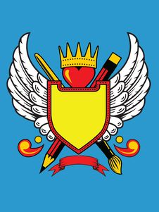 Free Coat Of Arms Royalty Free Stock Photography - 21297967