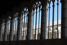 Free The Arches Of The Camposanto, Pisa, Italy Royalty Free Stock Photo - 21297975