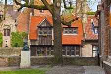 Free Bruges. Belgium. Stock Images - 21298044