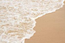 Free Beach Wash Stock Photo - 21298690