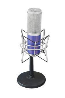 Free Microphone Stock Photo - 21299760