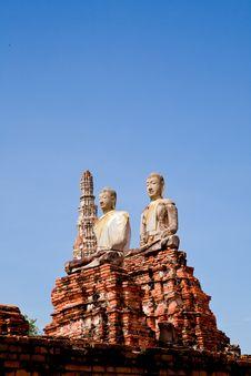 Free Buddha Image Stock Photo - 21299810