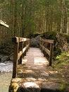 Free Nowhere Bridge Royalty Free Stock Photo - 2135435
