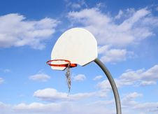 Free Basket Ball Board Stock Images - 2131174