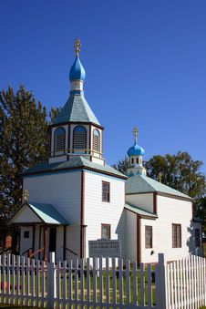 Free Russian Orthodox Alaska Stock Photos - 2132213
