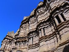 Free Jaisalmer Architecture Royalty Free Stock Photo - 2132895