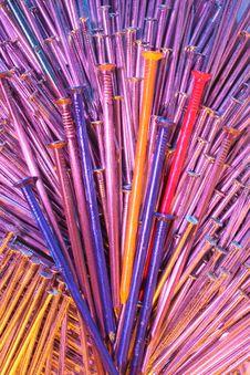 Free Mixed Nails 33 Royalty Free Stock Image - 2134006