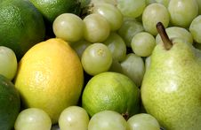 Free Green Fruits Royalty Free Stock Image - 2134776