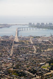 Free Coronado Bridge Stock Photo - 2136710