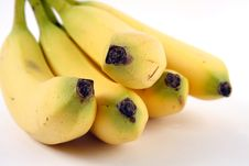 Free Bunch Of Bananas 3 Stock Photo - 2137460