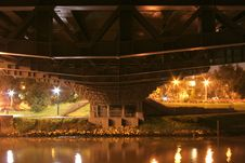 Free Under The Bridge Royalty Free Stock Photos - 2137668