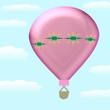Free Hot Air Balloon Royalty Free Stock Photography - 2137887