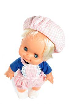 Free Happy Boy Doll Standing Stock Photos - 2138333
