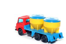 Free Plastic Bedford Cement Truck Stock Photo - 2138360