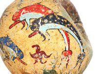 Free Detail Of A Greek Ancient Jug Royalty Free Stock Photos - 2138908