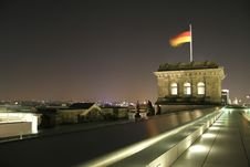 Free Reichstag Royalty Free Stock Image - 2139066