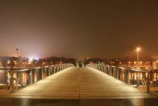 Free Bridge Royalty Free Stock Photography - 2139227
