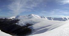 Free Winter Panorama Stock Photo - 2139530