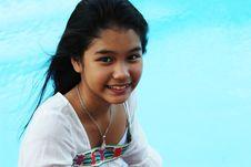 Free Natural Looking Asian Girl Royalty Free Stock Image - 2139756