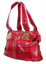 Free Red Woman Bag Stock Photography - 21303262