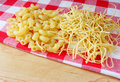 Free Raw Pasta Stock Image - 21307761