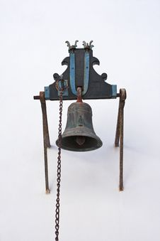 Ancient Bell Stock Photography
