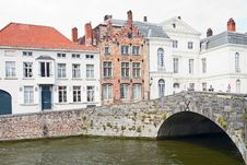 Free Bruges Picturesque Spot Stock Image - 21302111