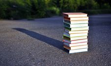 Free 12 Different Books Stock Photography - 21302202