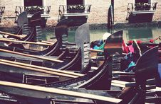 Free A Lot Of Gondola Stock Images - 21302574
