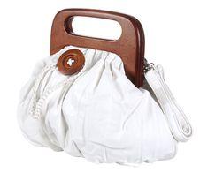 Free White Woman Bag Royalty Free Stock Photos - 21303108