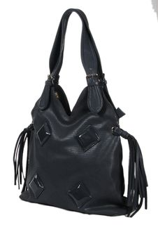 Free Black Woman Bag Stock Images - 21303154