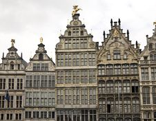 Free Antwerp, Belgium Royalty Free Stock Photo - 21303215